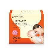 Perfection Milk Powder Storage Bag 30ea Double Zipper