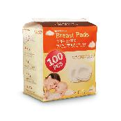 Perfection Disposable Breast Pads 100ea Excellent Absorption