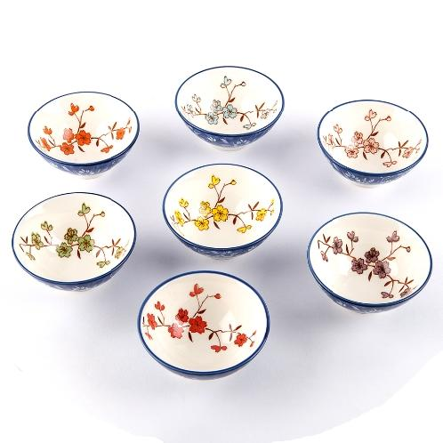 SANSUYU small COLORS BOWL | PORCELAINTABLE,DINNERWARE,BOWL