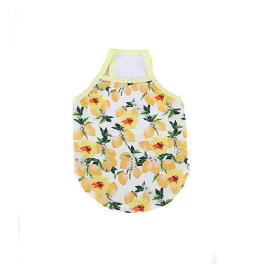 Rape Flower  Sleeveless Shirt