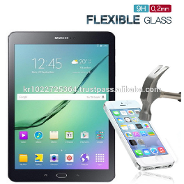 Ultra thin Tempered glass screen protector for mobile phone, PDA, tablet PC and etc.