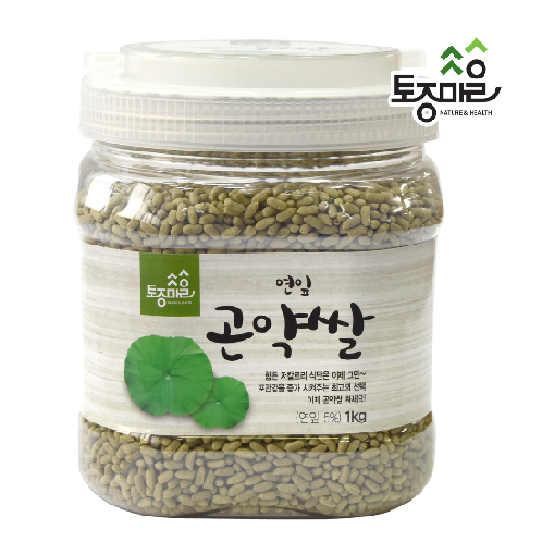Lotus Leaf Konjak Rice | rice, korean food, grain, health, diet, agriculture products, konjak rice