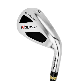 New Utility IRONS INOUT BLACK U1 / U2 Graphite 37 inch / 36.5 inch Golf Swing