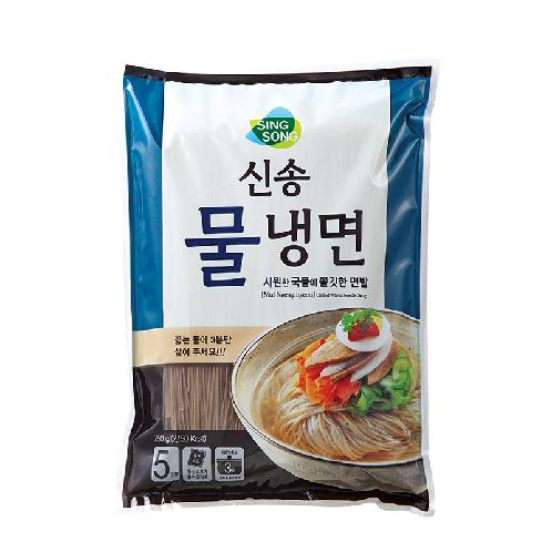 Cold noodles with soup 750g | SINGSONG FOOD,Korean Food,Sauce, Soup,Cup Soup, Pepper