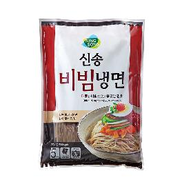 Cold noodles mixed with red pepper sauce 750g