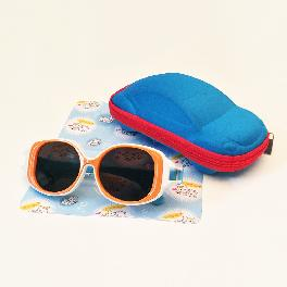 Mini Sunglasses Protecting UV rays Kids & Children Fashionable