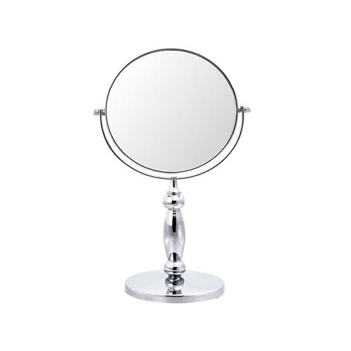 Double-sided tabletop mirror_HM-422L | Magnifying mirror,Lighted Makeup Cosmetic Mirror ,Brightness Adjustable