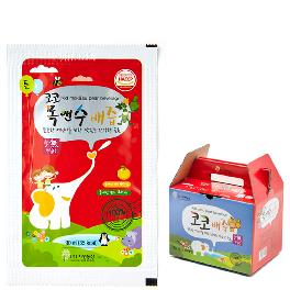 Kid mok&su pear beverage