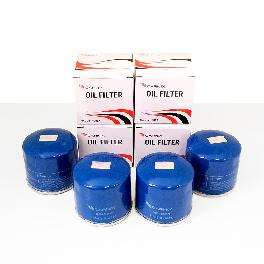 Oil Filter 4pcs for HYUNDAI & KIA (ACCENT, ELANTRA, SANTA FE, SONATA etc)