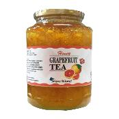 Honey grapefruit tea