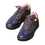 KARAKARA Spike-less Golf Shoes, KR-402 Black