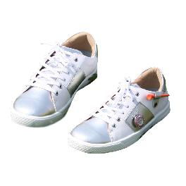KARAKARA Spike-less Golf Shoes for Women TC-406, Gray