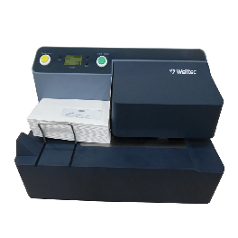 SCM120, Stamp Canceling Machine [Welltec] Postage mark, Stamp Canceling, PPI, stamping franking mach