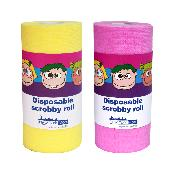 New York Mom Disposable scrubbing sponge