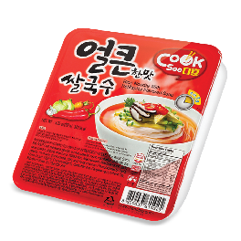 CookSee Hot & Spicy Flavored Rice Noodle