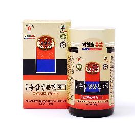 KGR KOREAN RED GINSENG PILL GOLD 150g 6Years Panax
