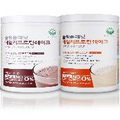 The Slimplanet's Daily Protein Shake  (Bulk)  Orinigan Dutch Choco&Real Milkcaramel