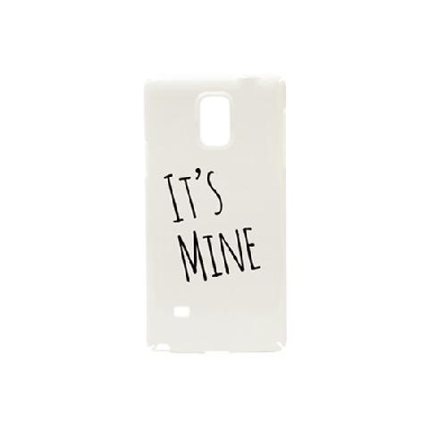 It s Mine Case | It s Mine Case,Fashion, illust Casing Flip Case Cover for iPhone 5 5S 6 6 Plus Samsung Galaxy S4 S