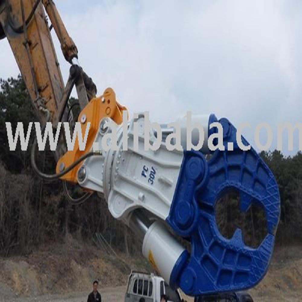 Hydraulic Concrete Demolition Equipment multi processor