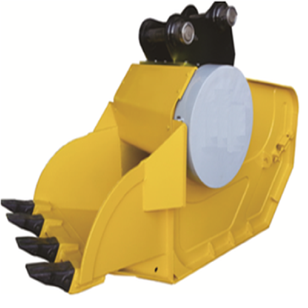 Bucket Crusher for Excavator