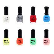 PASTEL mini special Nail Polish Gift Set, 8 Pieces, 8 ml / 0.27 oz