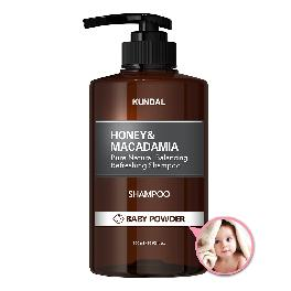 KUNDAL HONEY AND MACADAMIA SHAMPOO