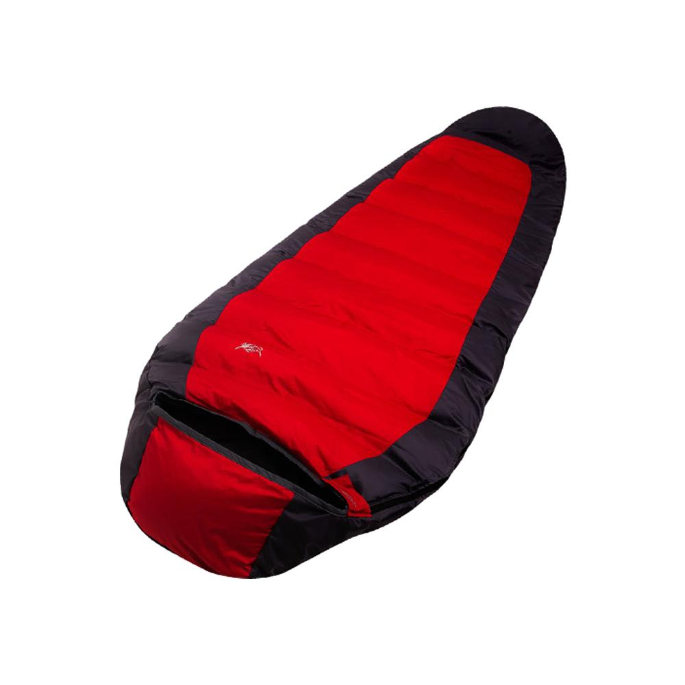 Silhouette Duck Down Sleeping Bag 3 Colors