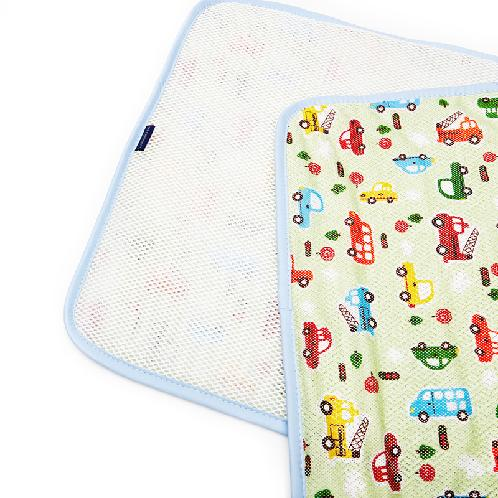 Gio Clavis's KIDS MAT for All-in-One type L | Easy to clean & Washable,100% S.Korean raw materials,Long-lasting cushioning,3D Air mesh