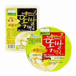 doksal Rice Cake Soup