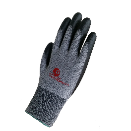 Polyurea coated gloves