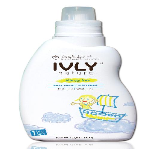 IVLY nature Oatmeal Fabric Softener 1L | IVLY nature,Lutus Flower laundry Detergent ,Baby Hand Wash,Fabric Softener