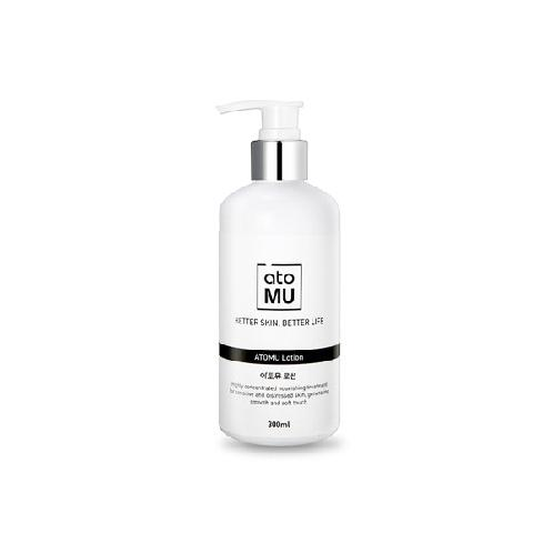 ATOMU  LOTION 300ml | ATOMU, Lotion, Nature, Organic, Smoothes skin, ERBA,Moisture