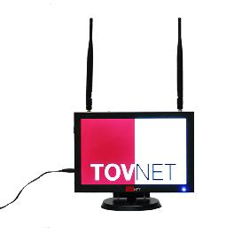 No need for internet setting TOVNETcam Long distance Wireless WVR (CCTV, Main Body)