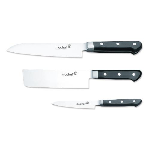 Classic Limited Knife Set High-quality stainless steel blade | Kitchen appliance, Kitchen knife, chief knife