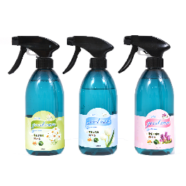 CUSKO Goodcare Deodorizer FABRIC FRESHENER 500ml / 3 Types