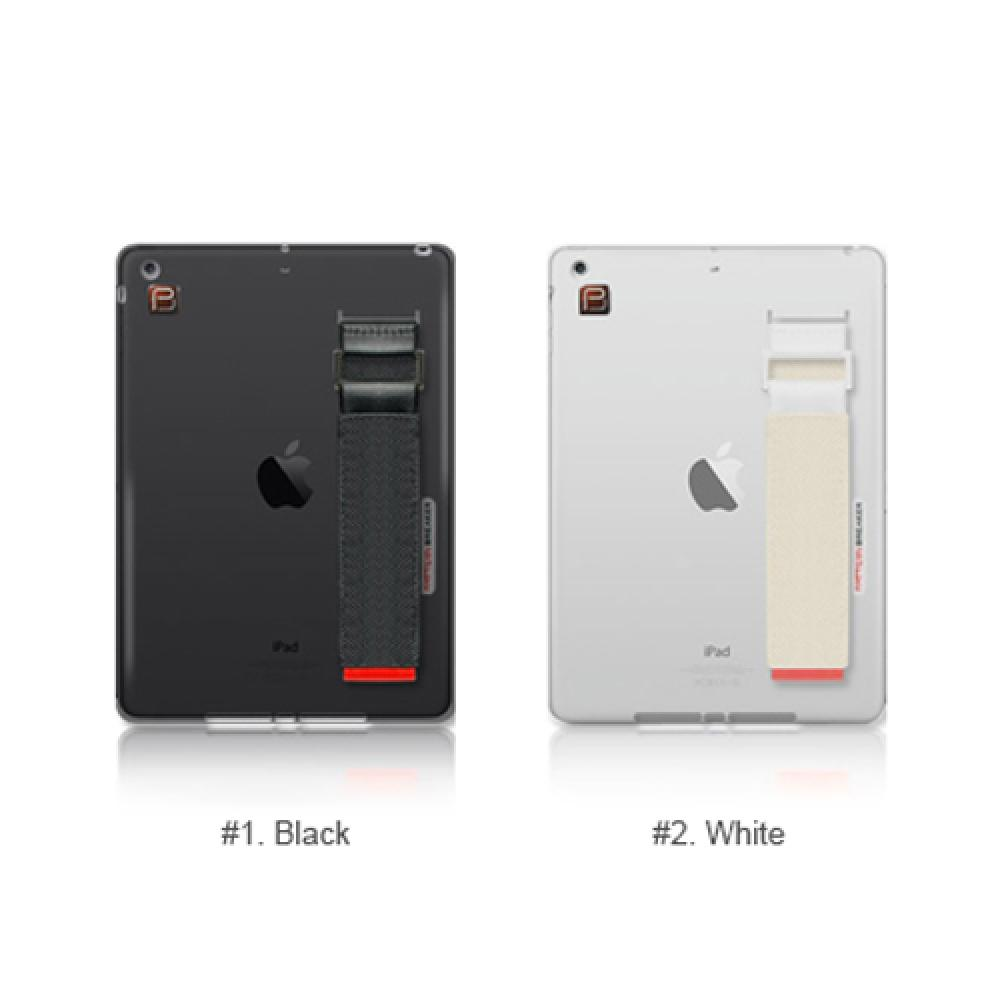 Gripin high-quality special ipad air belt case black&white smart secure is a specially designed case