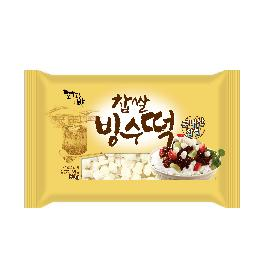 Glutinous rice cake with ice 300g