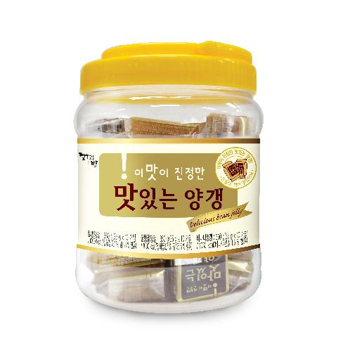 Delicious bean jelly 30 pieces | bean jelly,yokan,red bean