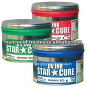South Korea - Star Cure UV Offset Flexo Letterpress Silk Screen ink (SCL 0101/170510)