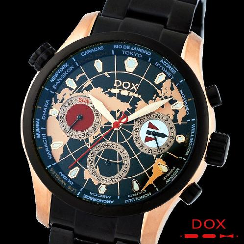 Brand Casual Watch Mens Analog Stainless Steel Case Band Japan Movement DOX Made in Korea | Brand Casual Watch Mens Analog Stainless Steel Case Band Japan Movement DOX Made in Korea