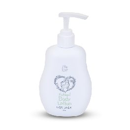 Texture without stickiness HELIOS Baby Keep Natural Body Lotion 300ml (Moisturizing effect)