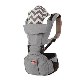 SINBII Baby Carrier with Hip Seat