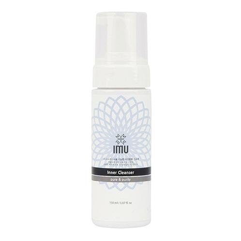 Feminine IMU Inner Cleanser Pure & Purity 150ml - Women's Natural Hygienic Cleansing for Sensitive S | Cleanser, Skin ,cosmetics