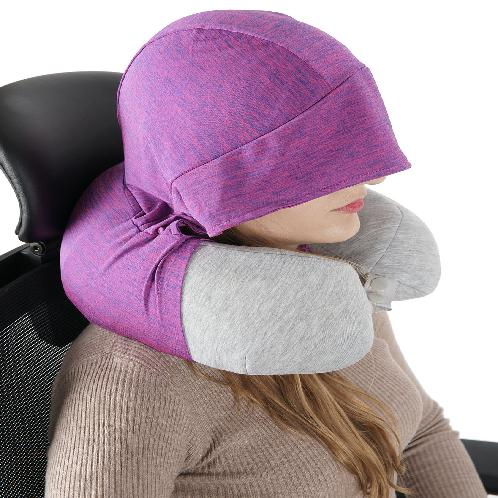 neck pillow | NECK CUSHION neck pillow Airplane train housing pouch long time flight is comfortable
