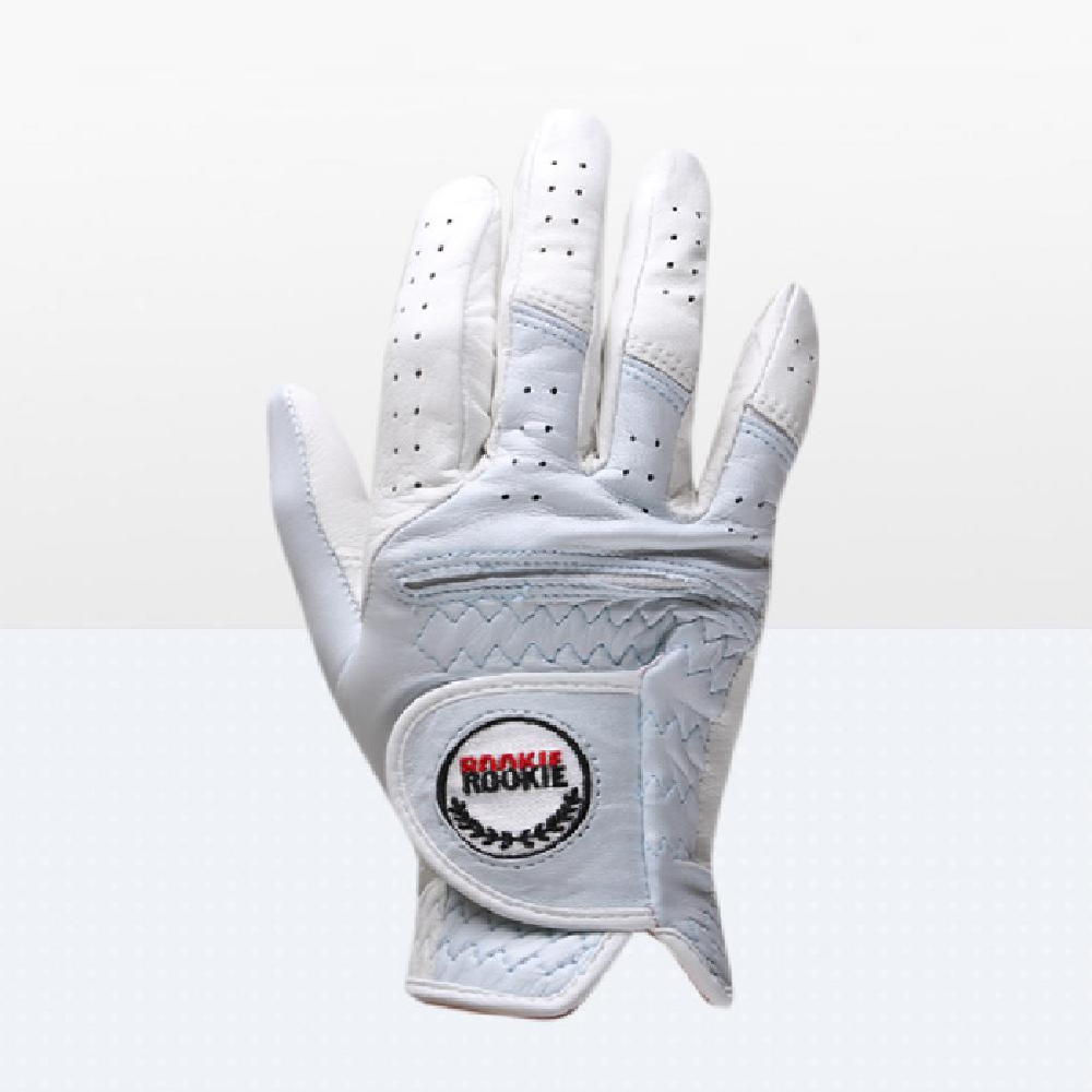 Ladies golf glove for both hands