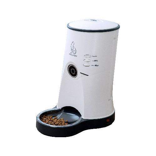 Pets Automatic Pet Feeder Food Dispenser for Dogs & Cats | Pet Feeder, Automatic pet feeder, Smart pet care
