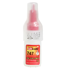 LOC & LOC 747 Multipurpose Super Glue Colorless & Transparent, 10g/20g/50g