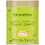 TEAZEN Korean Blended organic Muscat Green Tea, 27g