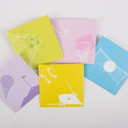 Smart Envelope Book Mark Set