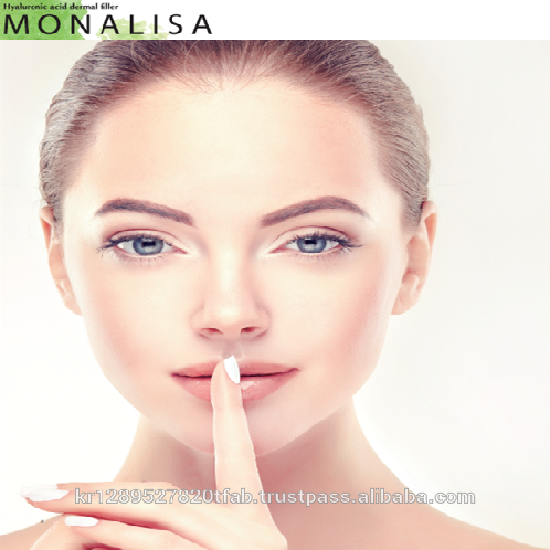 MONALISA/HA Filler/Cross-Linked Hyaluronic acid dermal Filler/Injectable Derma Filler/CE KFDA | MONALISA/HA Filler/Cross-Linked Hyaluronic acid dermal Filler/Injectable Derma Filler/CE KFDA